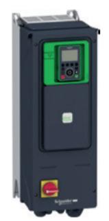 ATV650D15N4E IP55 avec interrupteur sectionneur intégré